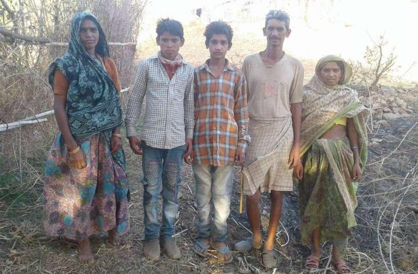 चाइल्ड लाइन ने दो और आदिवासी बच्चों को कराया बंधन मुक्त