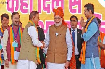 राजस्थान आने से ठीक पहले PM मोदी की 'भविष्यवाणी'! जानें किस गणित से कर रहे जीत का दावा
