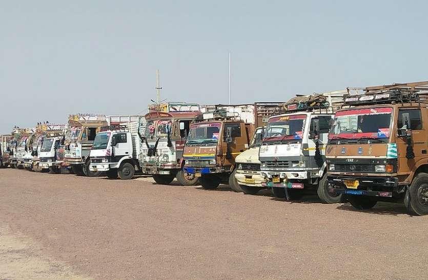 लोकसभा चुनाव: नहीं आए आधे भी वाहन, पशोपेश में परिवहन अधिकारी, चुनाव कार्य में रोड़ा बनी वाहन व्यवस्था