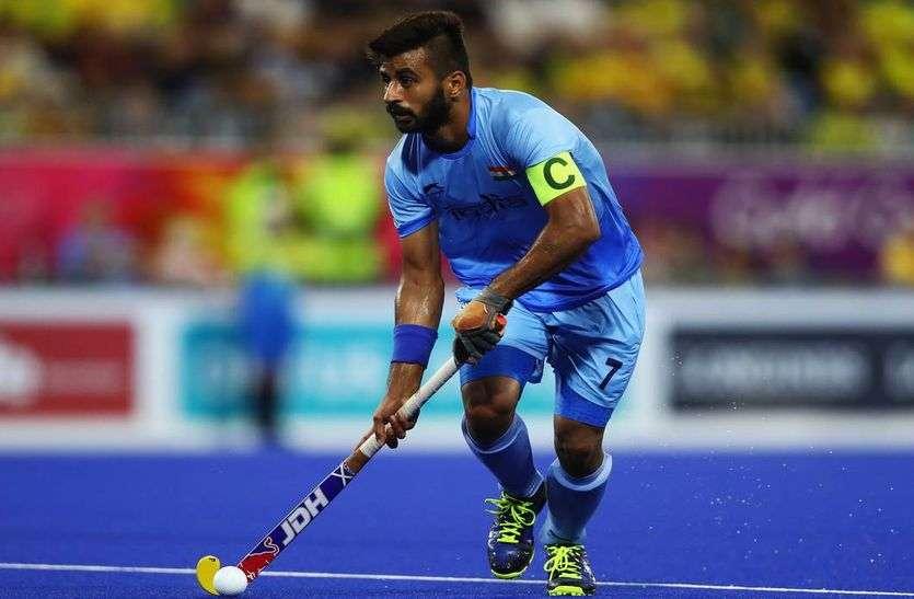 हॉकी : आस्ट्रेलिया दौरे के लिए भारतीय टीम की घोषणा, मनप्रीत की कप्तानी बरकरार