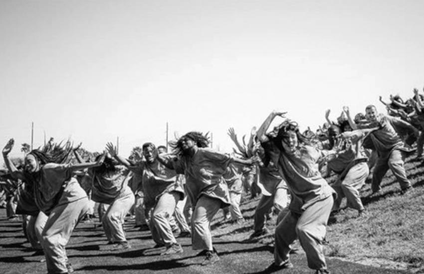 dance at prayer