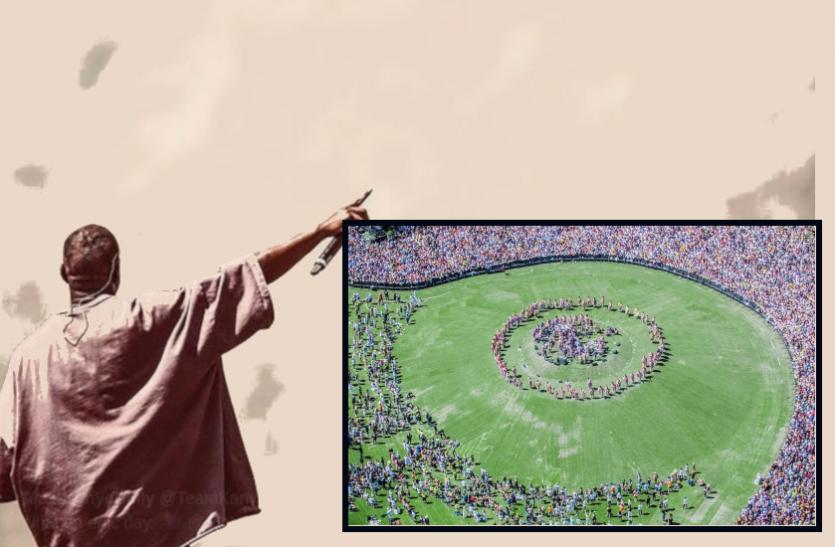 खुद को 'भगवान' मानता है ये दौलतमंद सिंगर, शुरू किया खुद का 'धर्म', जुड़े हजारों लोग