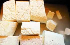 पनीर Rs. 200 किलो मिले तो समझ जाएं मिलावटी है!, मुरैना से आ रहा मिलावटी पनीर