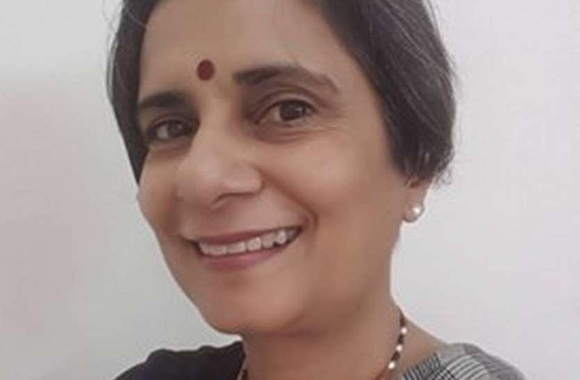 देश की पहली महिला जो चुनी गईं रॉयल सोसाइटी ऑफ लंदन की फेलो