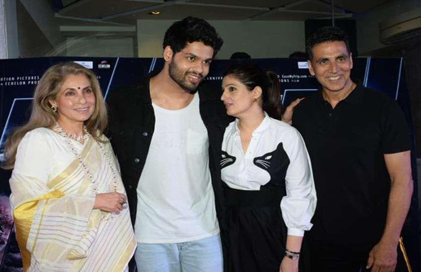 blank-screening-bollywood-actors-akshay-kumar-twinkle-khanna