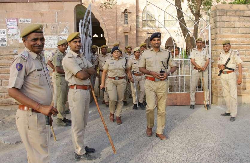 कमिश्नरेट के पुलिसकर्मी अब चार जिलों में संभालेंगे चुनावी ड्यूटी