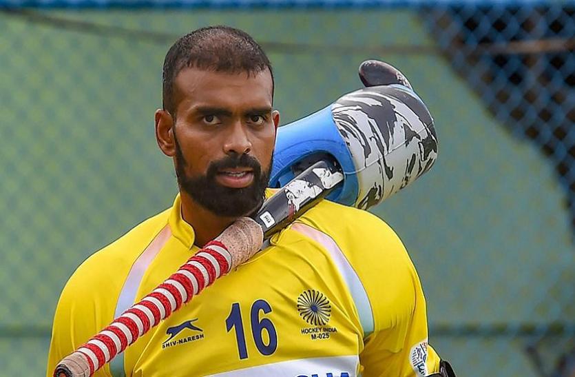 राजीव गांधी खेल रत्न पुरस्कार: हॉकी इंडिया ने सरकार को पीआर श्रीजेश का नाम भेजा