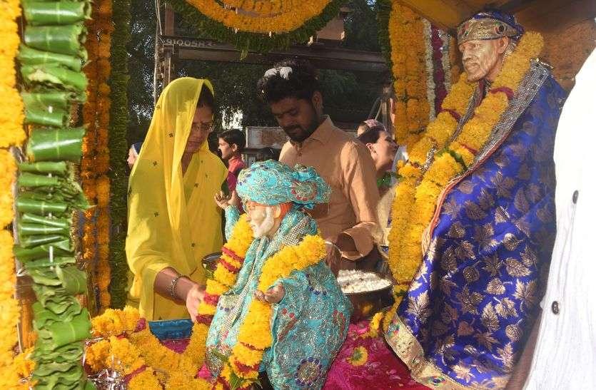 Video Story: मध्यप्रदेश के इस शहर में सांई का अनूठा महोत्सव