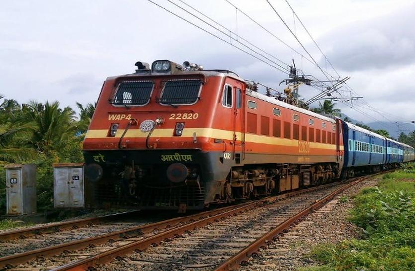 राजस्थान की इस रेल परियोजना को लेकर गर्मा रही सियासत, हर चुनाव में दिखाते हैं रेल के सब्जबाग
