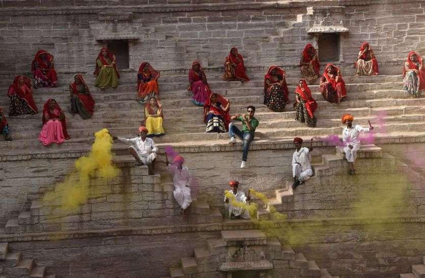 मराठी फिल्म में मारवाड़ी संस्कृति की झलक, देखें तस्वीरें...