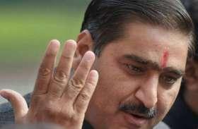 भाजपा सांसद की व्हाट्सएप चैट वायरल, प्रदेश कार्यकारिणी सदस्य ने बताया फर्जी