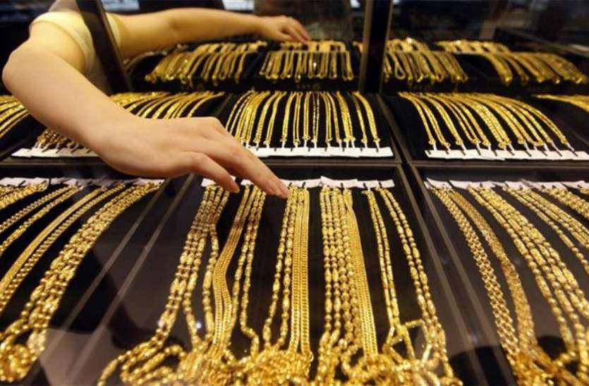 अक्षय तृतीया से छह दिन पहले सोना 250 रुपए टूटा, चांदी में 825 रुपए की गिरावट