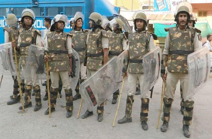सुरक्षा व्यवस्था के लिए तैनात होंगे ३ हजार पुलिसकर्मी