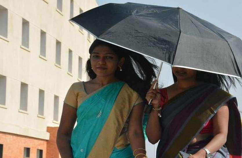 हैदराबाद-कर्नाटक क्षेत्र के जिलों में चरम पर पहुंंचा पारा
