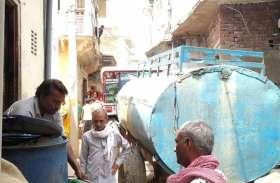 65 हजार लीटर पानी के बाद भी प्यासे ग्रामीण