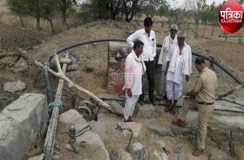 VIDEO : पाली जिले के रास थाना क्षेत्र की घटना, कुएं में गिरने से अजमेर जिले के वृद्ध किसान की मौत