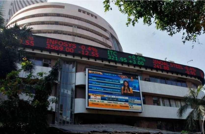 वैश्विक बाजारों में गिरावट के बाद सपाट स्तर पर खुला शेयर बाजार, सेंसेक्स 39022 के स्तर पर