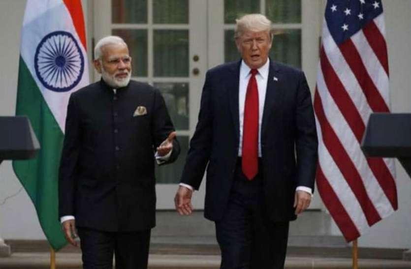 अमरीकी सांसदों ने डोनाल्ड ट्रंप से की अपील, कहा- भारत का GSP दर्जा न खत्म किया जाए