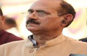बाहुबली विधायक विजय मिश्रा आज करेंगे बैठक, लोकसभा चुनाव में समर्थन का करेंगे एलान
