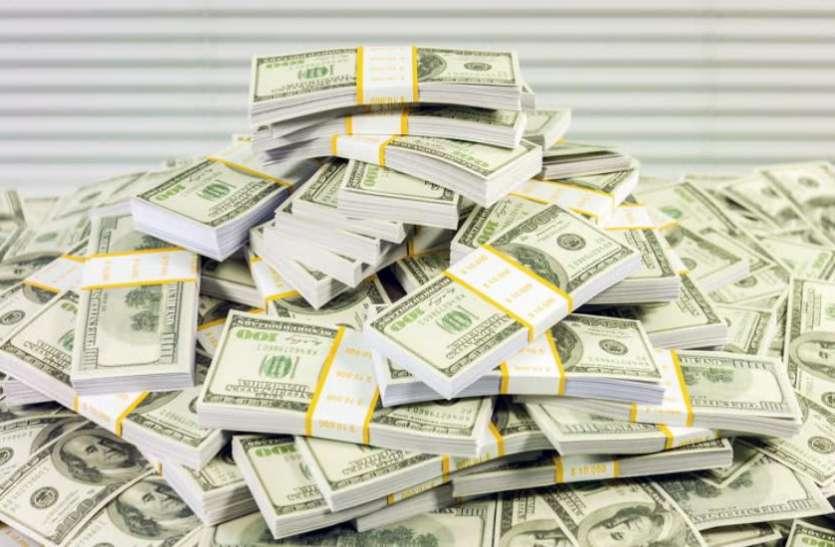 विदेशी मुद्रा भंडार में हुई 4.7 अरब डॉलर की बढ़ोतरी, पहुंचा 418.5 अरब डॉलर