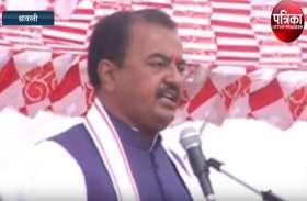 सीएम केशव प्रसाद मौर्य ने सपा, बसपा और कांग्रेस पर जमकर किया हमला, देखें वीडियो