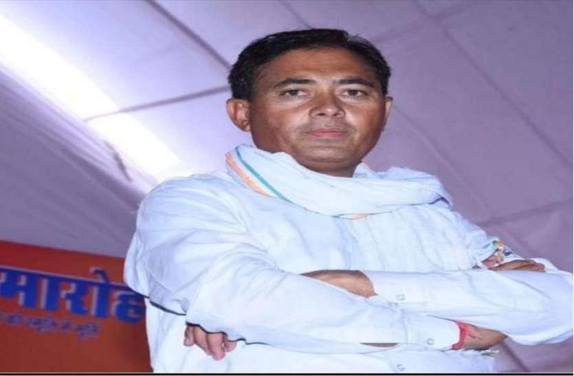 राजू ठेहठ गैंग ने नागौर के इस नेता को दी धमकी
