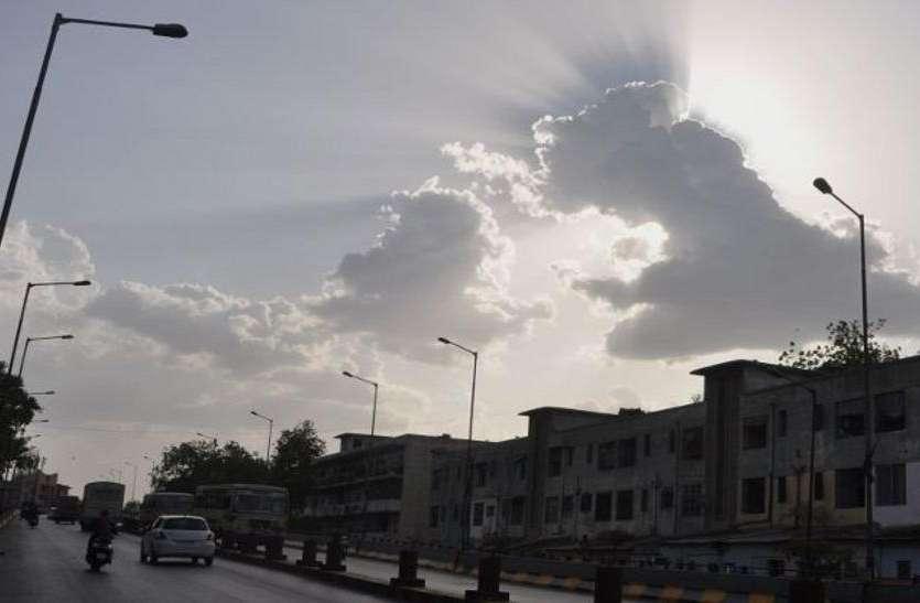 सौराष्ट्र- उत्तर गुजरात में मौसम ने बदली करवट