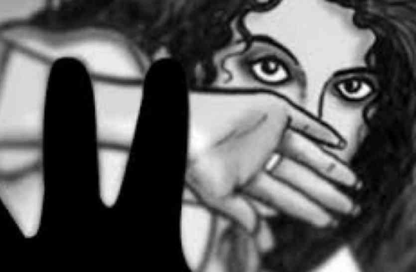 13 साल की लड़की के साथ रेप, आरोपी गिरफ्तार