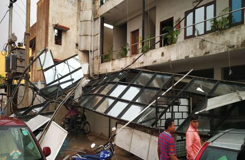 Weather : तस्वीरों में देखिए चक्रवाती तूफान फानी के रायपुर में तबाही का मंजर
