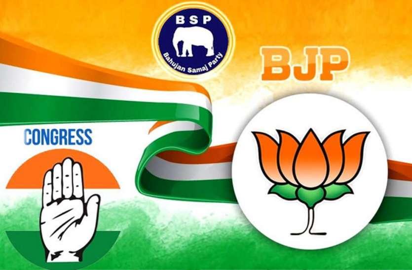 लोकसभा चुनाव 2019: कांग्रेस-भाजपा भिडंत के बीच जाने मायावती की धमकी के मायने, MP में कांग्रेस के क्या हो सकते हैं हाल...