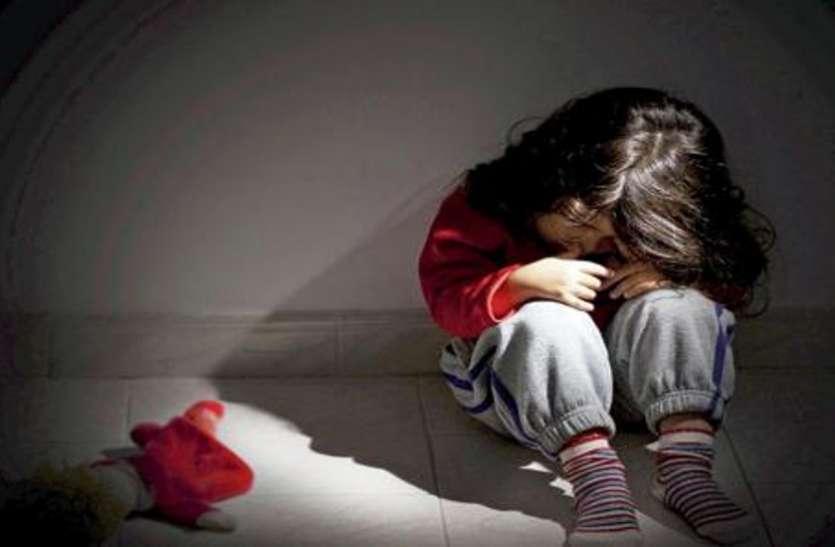 चार साल की बच्ची के साथ रेप का प्रयास, आरोपी गिरफ्तार