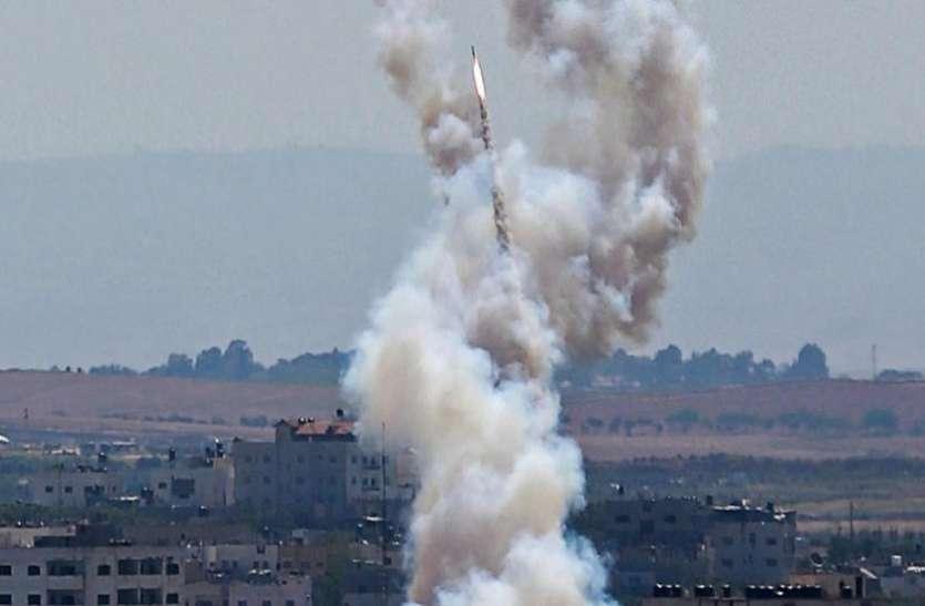 इजरायल: PM नेतन्याहु ने गाजा पर हमले के दिए आदेश, 8 फिलिस्तीनियों  समेत 9 की मौत