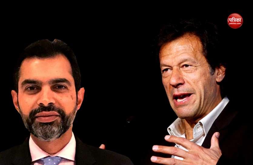 बदले गए State Bank of Pakistan के गवर्नर, इमरान खान ने IMF के रेज़ा बक़ीर को किया नियुक्त
