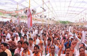 अमित शाह के दौरे से गरमाई चंडीगढ़ की राजनीति, उत्साहित भाजपा कार्यकर्ता निकले घरों से बाहर