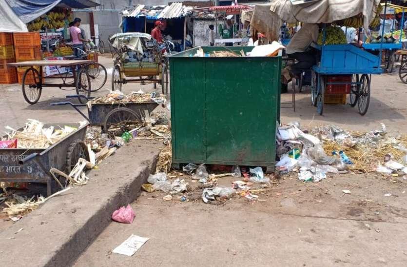 बिना सफाई योजना नगरीय प्रशासन ने कर्मचारियों को दे दिए साप्ताहिक रविवारीय अवकाश