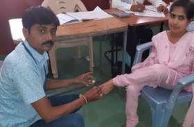 सैल्यूट निधि! तुम जैसों के हौसलों से ही तो खूबसूरत है भारत का  लोकतंत्र