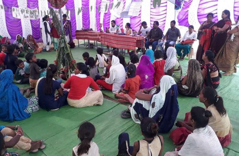 दगना रोकने जिले में धारा 144 लागू