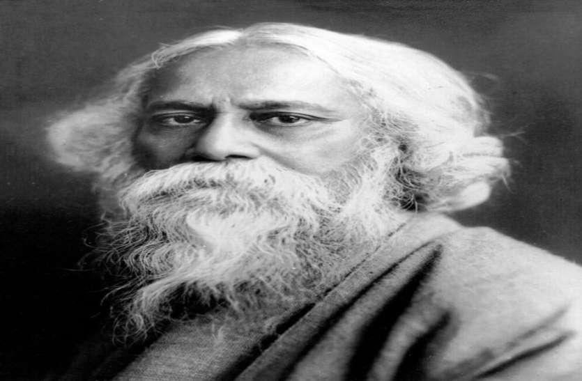 नोबेल पुरस्कार जीतने वाले पहले भारतीय थे रवींद्रनाथ टैगोर, भारत ही नहीं इस देश के लिए भी लिखा था राष्ट्रगान