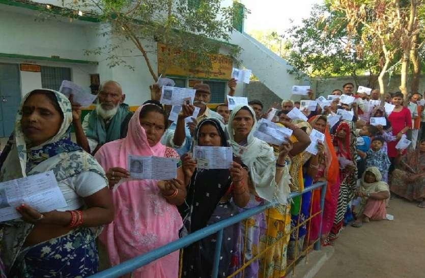Live : जानिए यूपी में पांचवे चरण में किस सीट पर कितने प्रतिशत हुआ मतदान, इन जिलों में ईवीएम मशीनें हुई खराब