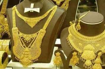 पांच दिनों में 680 रुपए महंगा हुआ सोना, चांदी भी तीन सप्ताह के उच्चतम स्तर पर