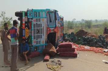 डॉयल 112 के जवानों ने दिखाई मानवता, घायल ट्रक चालक को पहुंचाया अस्पताल, एसपी ने की प्रशंसा