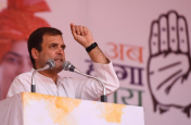 नरेंद्र मोदी ने अपने कोच लाल कृष्ण आडवाणी और अपनी टीम को ही मुक्का मार दिया:राहुल गांधी