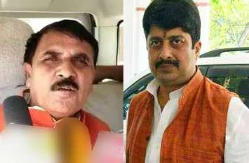 राजा भैया के गढ़ कुंडा में बूथ कैप्चरिंग का आरोप, विरोध करने पर BJP कैंडिडेट को घेरा! डीएम एसप पहुंचे