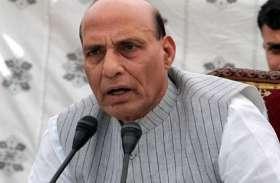 मतदान के बाद राजनाथ सिंह ने दिया बयान, कहा महागठबंधन बीजेपी के लिए चैलेंज नहीं