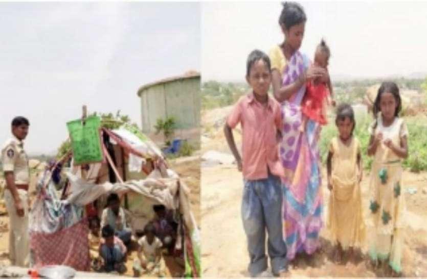 भूख मिटाने के लिए मजबूरी में मासूम बच्चों ने कर लिया ऐसा काम की गँवानी पड़ गई जान