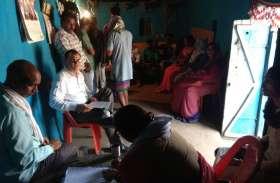 नाबालिग बच्ची के विवाह की तैयारी मेें थे परिजन, महिला बाल विकास टीम ने फेरा पानी