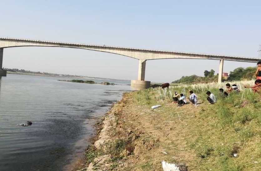 चौथे दिन मिला पाली पुल से कूदे युवक का शव