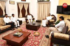 गैर भाजपा और गैर कांग्रेस सरकार को लेकर मिले दक्षिण के दो दिग्गज नेता, सियासी संभावनाओं पर की बातचीत
