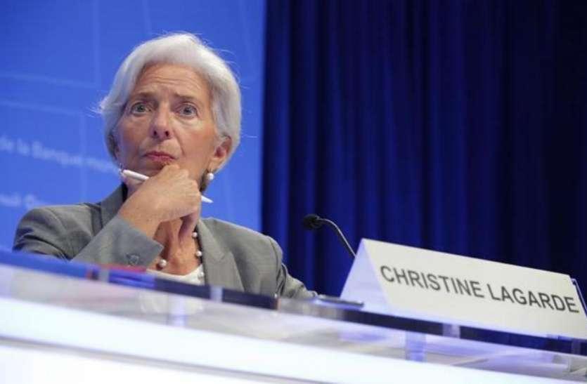 IMF चीफ ने दिया बड़ा बयान, कहा- अमरीका-चीन का ट्रेड वॉर दुनिया की अर्थव्यवस्था के लिए है खतरा
