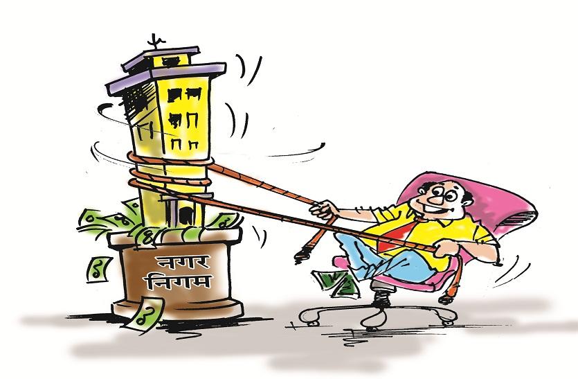 धारीवाल बदलेंगे भाजपा के शहरी विकास के प्लान ! अब ये खेंचा विकास का खाका